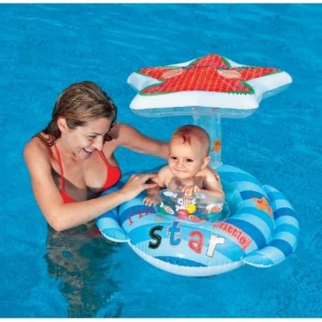 İntex Yıldız Gölgelikli Bebe Flotoru 56582