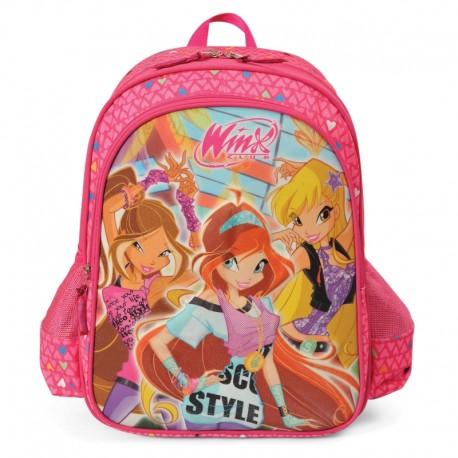 Winx Clup Lisanslı Okul Çantası  63109