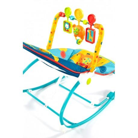 Fisher Price Safari Anakucağı Ve Sallanan Sandalye X7044