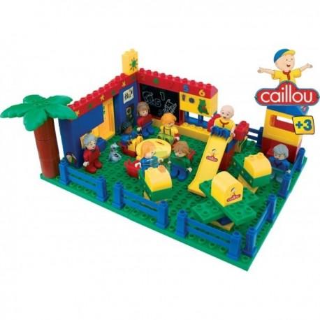 Caillou Oyun Parkı caillou ve arkadaşları figürleri kayu oyun parkı