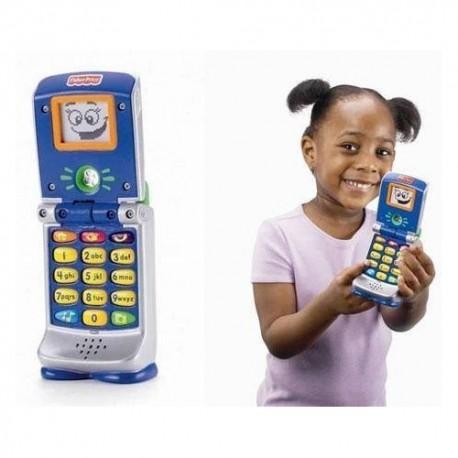 Fisher Price Eğitici Cep Telefonu (Türkçe) N8785