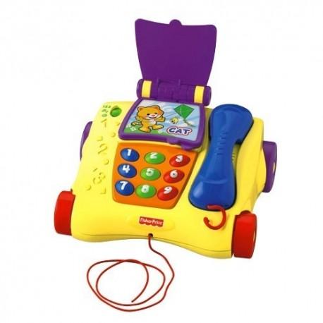 Mattel Fisher Price Eğitici  Telefonu