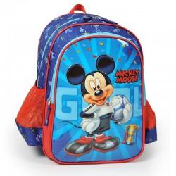 Mickey Mouse Okul Çantası