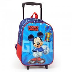 Mickey Mouse Çek Çek Okul Çantası