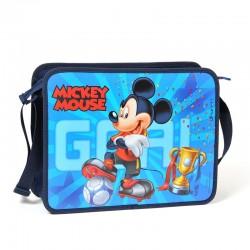 Mickey Mouse Omuz Askılı Proje Çantası