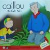 Caillou Hikaye Kitabı - Caillou ve Gizli Yeri
