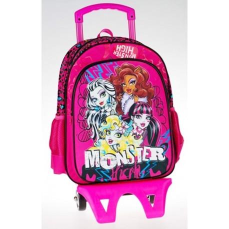Monster High Çek Çek Okul Çantası 62423