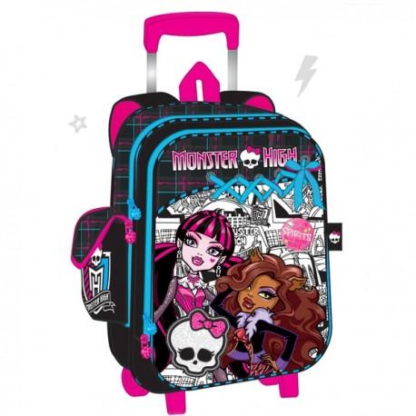 Monster High Çek Çek Okul Çantası 47600