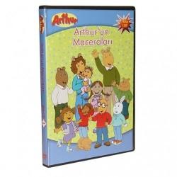 Arthur Dvd Seti 2 dvd 4 bölüm çizgi film