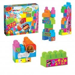 Pepee Kutulu Rakam Blokları 29 Parça 01825