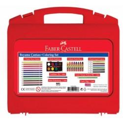 FABER CASTELL BOYAMA SETİ ÇANTALI 5178119920