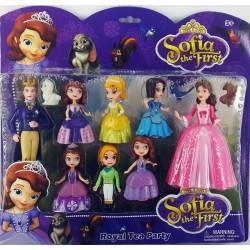 Disney Prenses Sofia ve Arkadaşları  Action Figürler