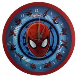 Lisanslı Spiderman Çocuk Odası Duvar Saati