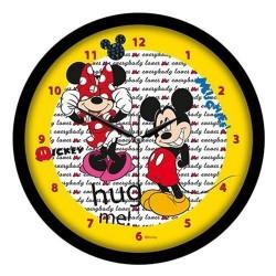 Mickey Mouse Çocuk Odası Duvar Saati