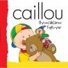Caillou Hikaye Kitabı - Caillou Oyuncaklarını Topluyor