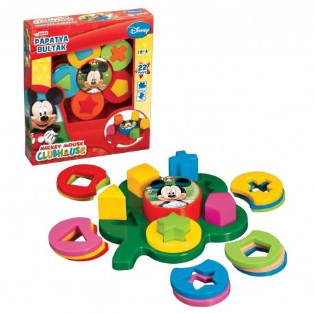 Mickey Mouse Papatya Bul Tak Oyunu 01934