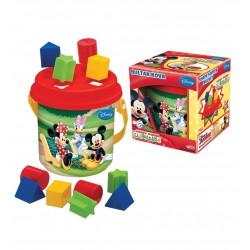 Mickey Mouse Bultak Kova Eğitici Oyuncak Bul Tak