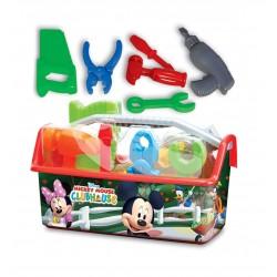 Oyuncak Mickey Mouse Çantalı Tamir Seti