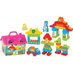 Baby Looney Tunes Ev Blokları Lego Seti