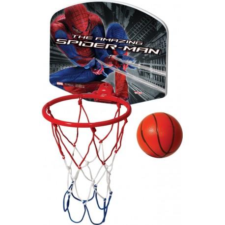 Spiderman Basket Patası