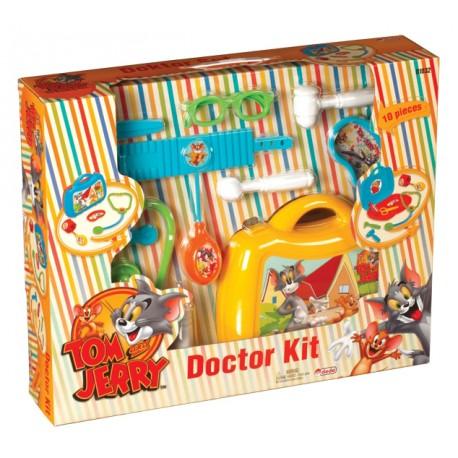 Tom Jerry Çantalı Doktor Seti