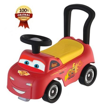 Cars Benim İlk Arabam Cars 4 Teker Jumbo Araba