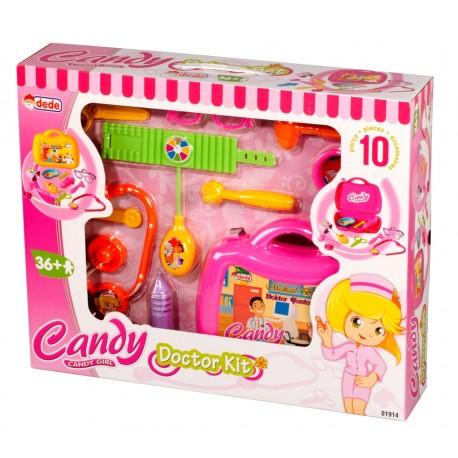 Candy Kutulu Doktor Seti