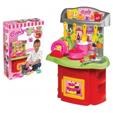 Candy Masalı Şef Mutfak Seti