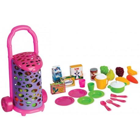 Candy Pazar Market Arabası