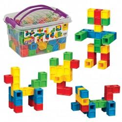 Cubic Box Eğitici Oyuncak Küpler 96 Parça