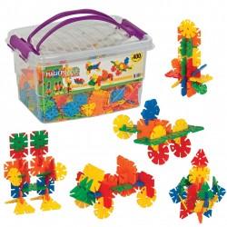 Magic Puzzle Box Eğitici Oyuncak Lego 400 Parça