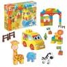 Hayvanat Bahçesi Lego Seti