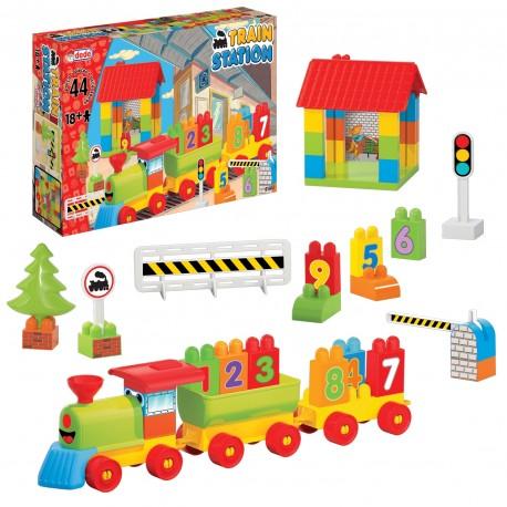 Tren İstasyonu 44 Parça Lego Seti