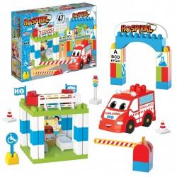 Hastane Lego Seti 47 parça