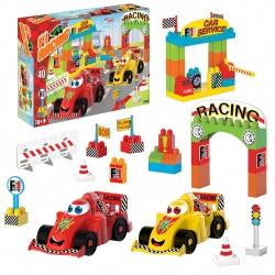 F1 Araba Yarışı Oyuncak Lego Seti