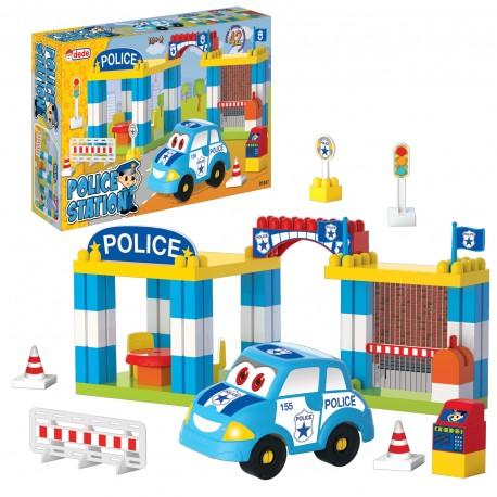 Polis İstasyonu 42 Parça Lego Blog Seti