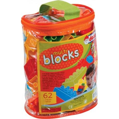 Multi Blok 62 Parça Lego Seti LEGO BLOCKS