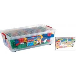 Eğitici Oyuncak Lego Kutulu 240 Parça Blok Seti