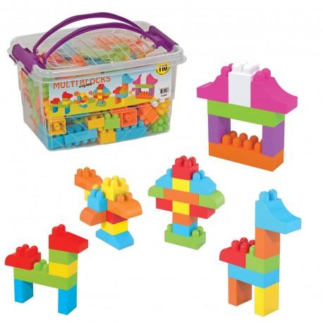 Kutulu Multi Blocks 110 Parça Lego Seti