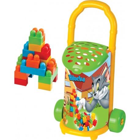 Tom Jerry Bloklu Çekçek Lego 36 Parça