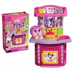 Minnie Mouse Şef Mutfak Seti