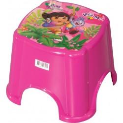 Dora Çocuk Tabure - Lisanslı dora çocuk taburesi