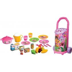 Dora Pazar Arabası Dora Eğitici Oyuncak