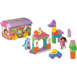 Dora Otobüs Lego Blok Seti