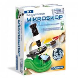 Clementoni Bilim Ve Oyun İlk Keşiflerim Mikroskop