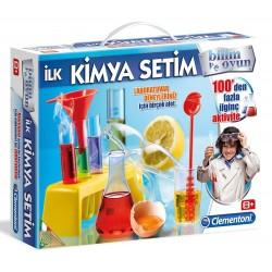 Clementoni Kimya Deney Seti Bilim ve Oyun