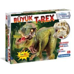 Clementoni Büyük T-Rex Bilim ve Oyun Seti