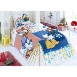 Kristal Daisy & Donald Duck Nevresim Takımı