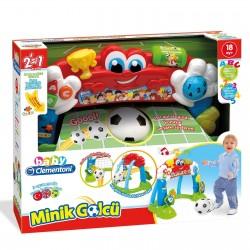 Baby Clementoni Futbol Kalesi Minik Golcü
