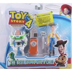 Toy Story Oyuncak Figür 2  Oyuncak Hikayesi 4  2'li Figür